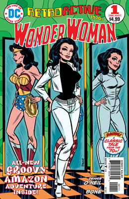 DC Retroactive 1970's: Wonder Woman