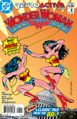 DC Retroactive 1980's: Wonder Woman