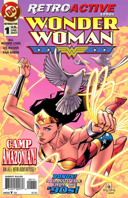 DC Retroactive 1990's: Wonder Woman