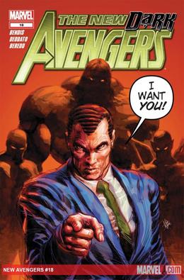 New Avengers #18