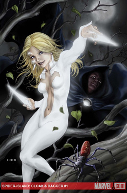 Spider-Island: Cloak and Dagger #1