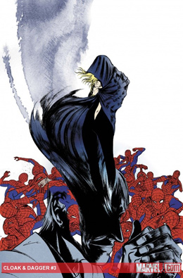 Spider-Island: Cloak and Dagger #3