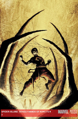 Spider-Island: Deadly Hands of Kung Fu #3