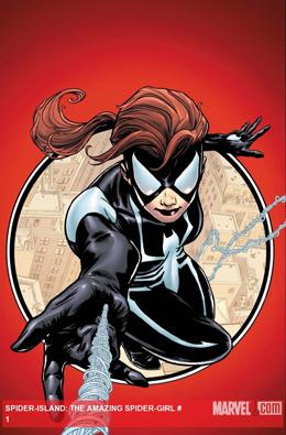 Spider-Island: Spider-Girl #1