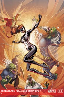 Spider-Island: Spider-Girl #3