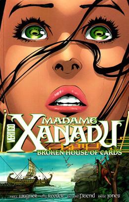 Madame Xanadu Vol 3