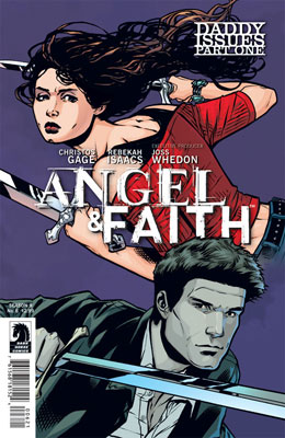 Angel & Faith #6