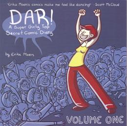 DAR!: A Super Girly Top Secret Comic Diary