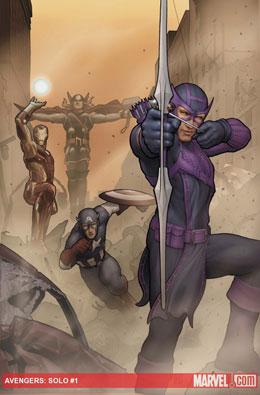 Avengers Solo #1