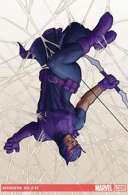 Avengers Solo #2