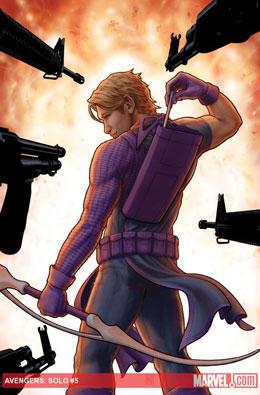 Avengers Solo #5