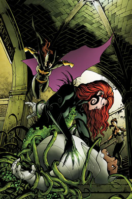 Birds of Prey #6