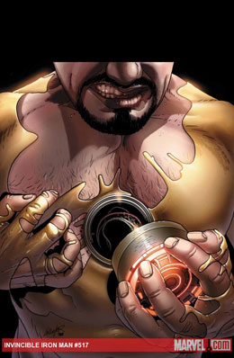 Invincible Iron Man #517