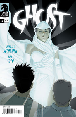 Ghost #1