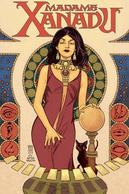 Madame Xanadu (Vol 4): Extra-Sensory