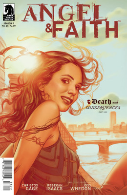 Angel & Faith #16
