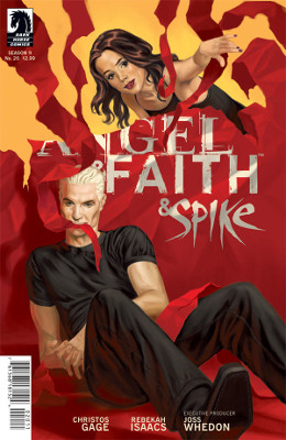 Angel & Faith #20