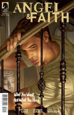 Angel & Faith #21