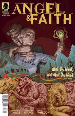 Angel & Faith #23