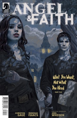 Angel & Faith #25