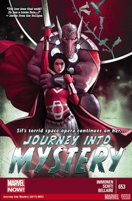 Journey Into Mystery #653