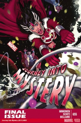 Journey Into Mystery #655