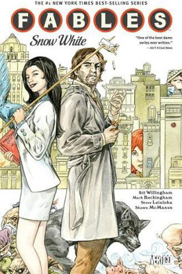 Fables Vol 19: Snow White