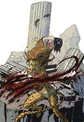 Wonder Woman #23.1