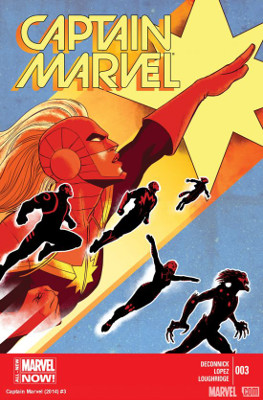 Captain Marvel #3