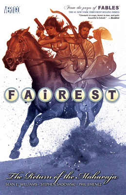 Fairest Vol 3: The Return of the Maharaja