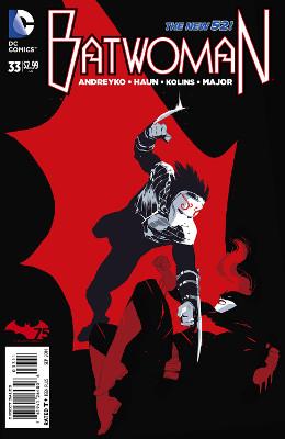 Batwoman #33