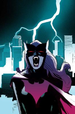 Batwoman: Future's End #1
