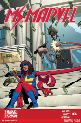 Ms. Marvel #6