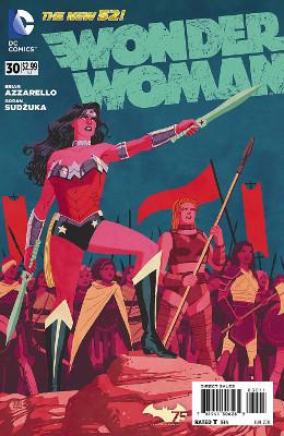 Wonder Woman #30