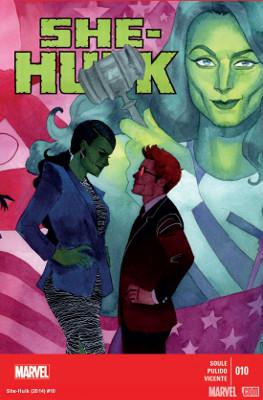 She-Hulk #10
