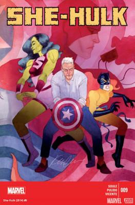 She-Hulk #9