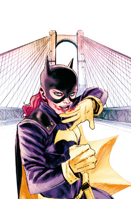 Batgirl The Endgame #1