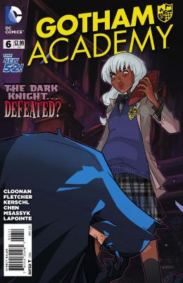 Gotham Academy #6
