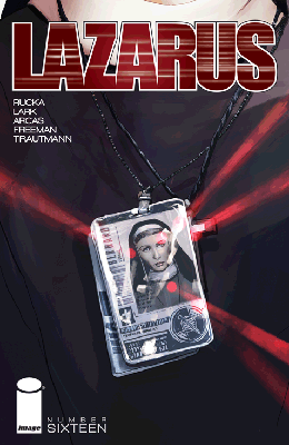 Lazarus #16