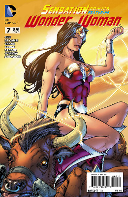 Sensation Comics Featuring Wonder Woman #7