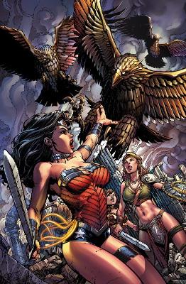 Wonder Woman #37
