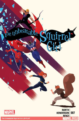 The Unbeatable Squirrel Girl #7