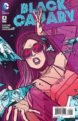 Black Canary #4