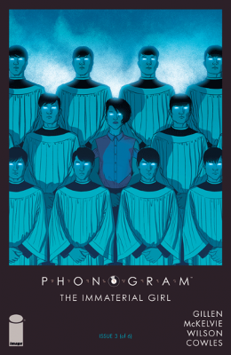 Phonogram: The Immaterial Girl #3