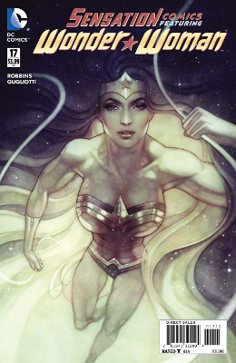 Sensation Comics Featuring Wonder Woman #17