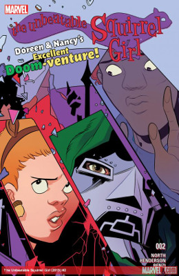 Unbeatable Squirrel Girl #2