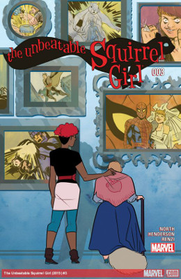 Unbeatable Squirrel Girl #3
