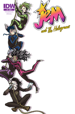 Jem and the Holograms #9