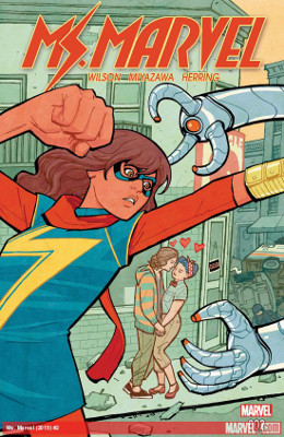 Ms. Marvel #2