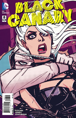 Black Canary #8